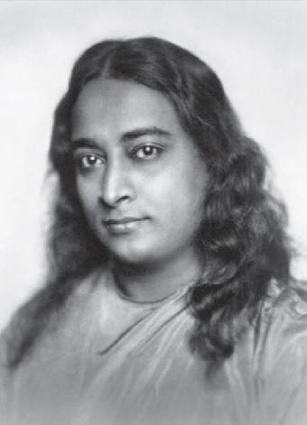 Paramahamsa Jogānandas 20-to gadu  portrets šo portretu atgādnei par savu skolotāju parasti izmantoja arī 20.gs. 30-to gadu Jogānandas skolnieki no Latvijas Jogas biedrības