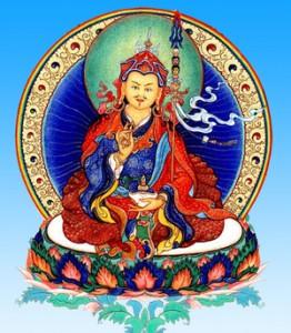 Guru Rimpoče - Padma Sambhava